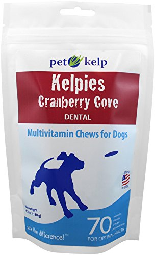 Pet Kelp Cranberry Cove, 4.2-Ounce