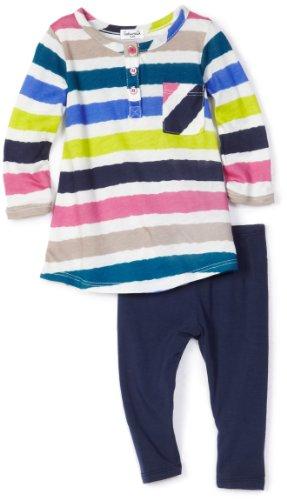 - Splendid Littles Baby Girls' Oasis Stripe Tunic Set, Dragonfly, 12 18 Months