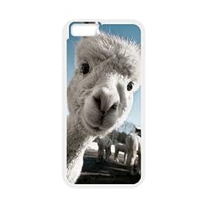 Llama DIY Case Cover for iPhone6 Plus 5.5