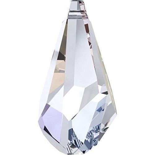 6015 Swarovski Pendant Polygon Drop   Crystal   17mm - Pack of 1   Small & Wholesale Packs