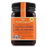 Wedderspoon Non-Gmo Organic Monofloral kFactor 16 Manuka Honey, 17.6 Ounce Jar (500g)