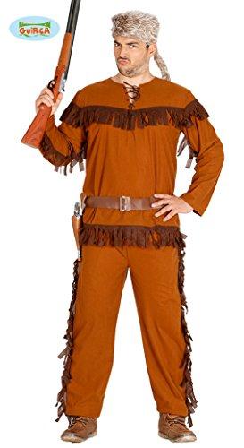 Davy Costume Davy Crockett Homme Pour Costume Crockett Pour FI7xw5qSx
