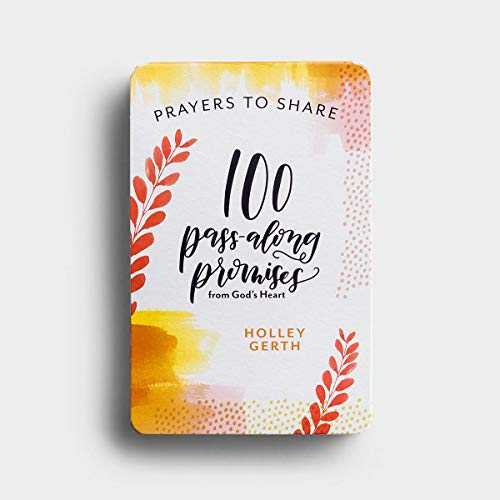 Prayers to Share 100 Pass Along Promises: 100 Pass-Along Promises from God