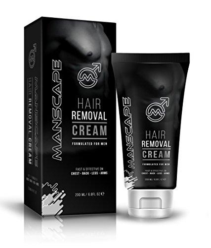 Manscape Hair Removal Cream For Men 200 Ml Buy Online In