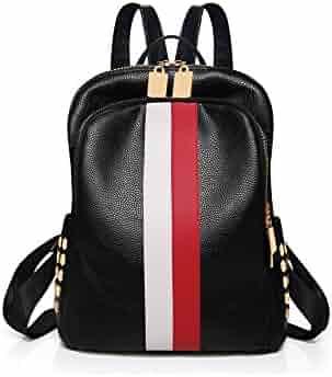 Mynos Backpack Bag Women Mini Rucksack Travel Daypack Backpack Leather Bag  Ladies Purse And Handbags c54da1110ba06