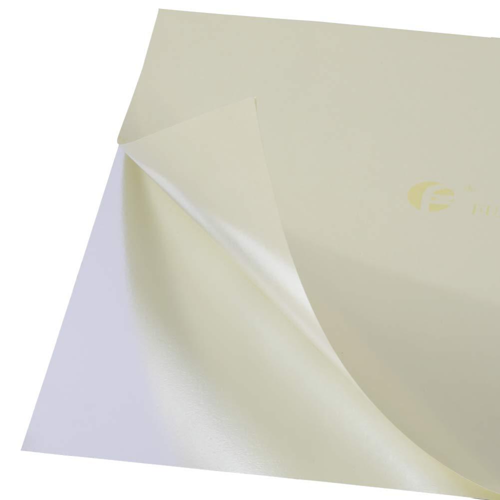 Creality 3D Printer New Upgrade Platform Fiberglass Build Plate with 3 Pieces PET Sticker 235x235mm for Ender-3 Ender-3X Ender-3 Pro
