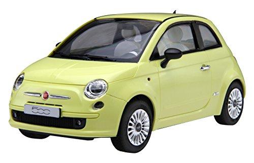 フジミ模型 1/24 カーモデルEASYシリーズNo.2 フィアット500の商品画像