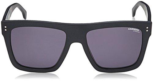 Carrera-1010s-Rectangular-Sunglasses-Mtt-Black-55-mm