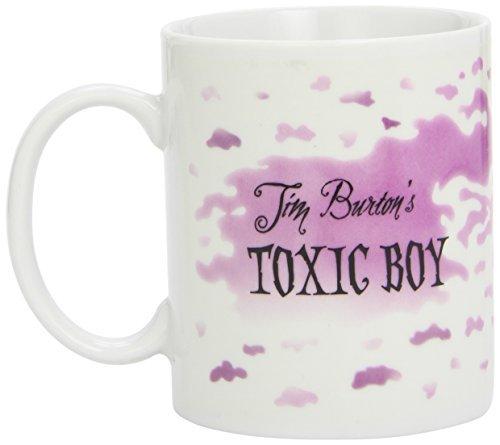 Tim Burton Heat Sensitive Mug: Toxic Boy by Dark Horse Deluxe (2009) Hardcover