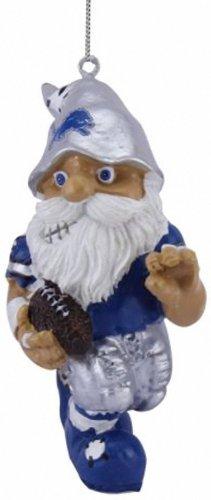 NFL Detroit Lions Gnome Ornament