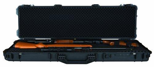 T.Z. Case International CB053 B 53 x 15 x 6 1/2-Inch Molded Utility Case with Wheels, Black by T.Z. Case International (Image #3)