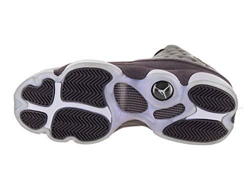 m 13 Scuro Us Air Prim Donna 10 Hc Nike Da Basket Jordan Scarpa Blu idrogeno B Retro Raisin 5 q4tUw