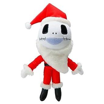 Jun Planning - Létrange Noël de Mr. Jack peluche Santa Jack 12 cm