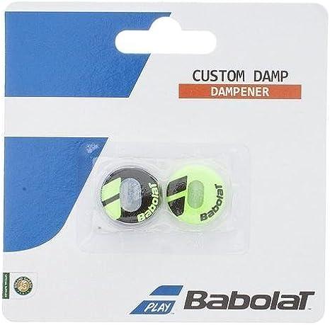 Babolat Custom Damp X2 Amortiguador de vibración de Tenis, Unisex Adulto