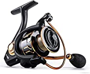 Fishing Reel X3-1000-7000 Spinning Reel 8Kg Max Drag Reel Fishing 5.0:1Speed Metal Spool No Coil Fishing Reel