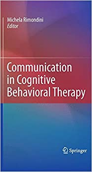 Book Communication in Cognitive Behavioral Therapy