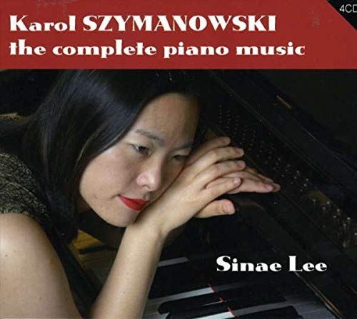 (Karol Szymanowski: The Complete Piano Music (Box Set))