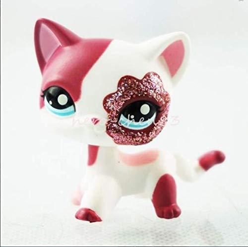 Littlest Loose Pet Shop Figure (Littlest pet shop lps 2291 Animal Pet Cat Collection Child Girl Boy Figure Toy Loose Cute lps)