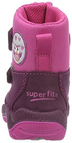 Kombi mi avec Magic Rose Superfit Pink Doublure Icebird Fille Chaude 41 Hauteur Bottes q6wTgBPO