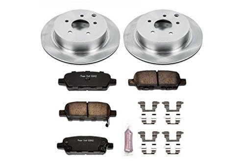 2005 nissan quest rotor kit - 2