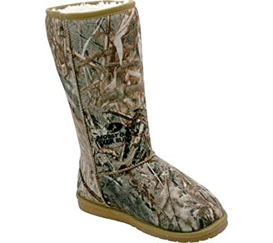 4cb1e00f4a93e Amazon.com | DAWGS Mossy Oak Women's 13 Inch Australian Style Boot | Snow  Boots