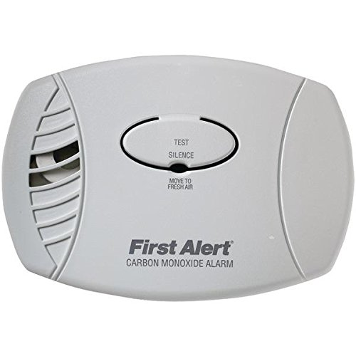 First Alert(r) Co600 Carbon Monoxide Plug-In Alarm (no Backup Or Display) 8.40in. x 6.90in. x 2.50in.