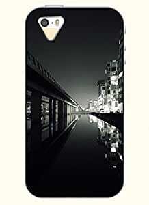 OOFIT Phone Case design with Urban Landscape for Apple iPhone 4 4s 4g