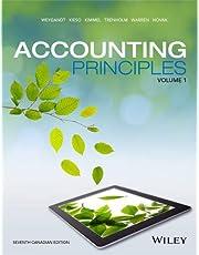 Accounting Principles, Volume 1