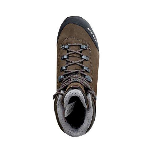 MAMMUT Trovat Advanced High GTX Ladies Boot, Brown, US9 by Mammut
