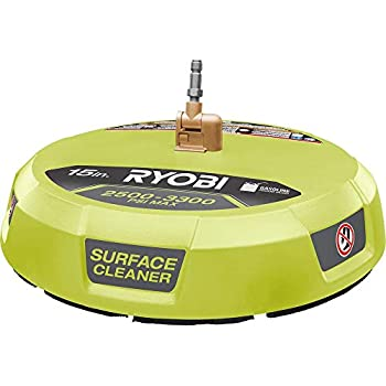 Amazon Com Ryobi 15 In 3300 Psi Surface Cleaner For Gas