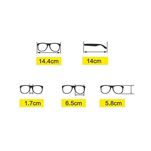 Antideslumbrante TP Polarizer Moda Color de Brown Glasses Gafas Brown Sol polarizadas Driving HD Lentes Motion vHCrRvxwq