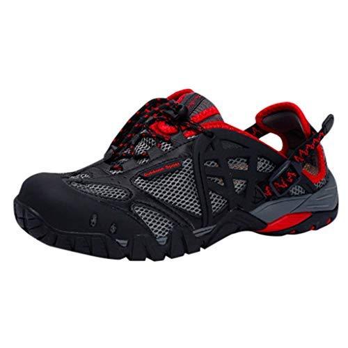 Amazon.com: 2019 Zapatillas de tenis de espuma viscoelástica ...
