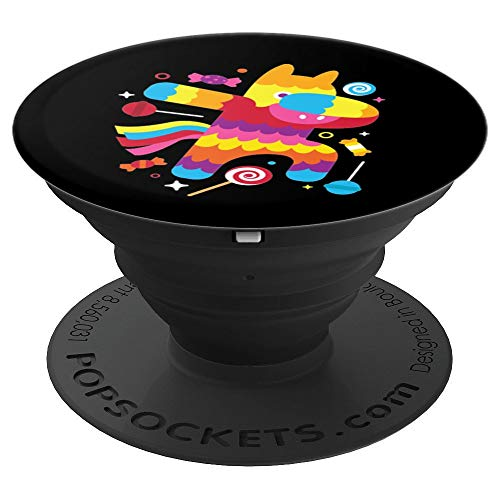 Pinata Dab Candy Funny Mexican Cinco De Mayo - PopSockets Grip and Stand for Phones and Tablets