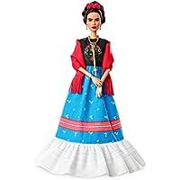 Barbie Inspiring Women Frida Kahlo Doll
