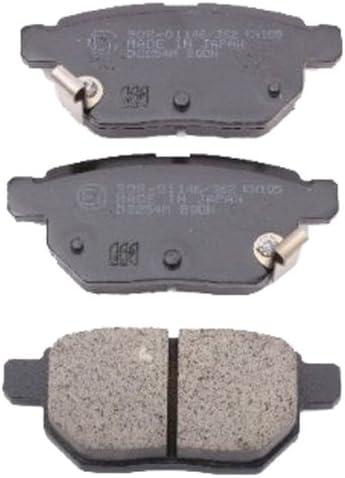 Japanparts PP-214AF Kit de plaquettes de frein frein /à disque