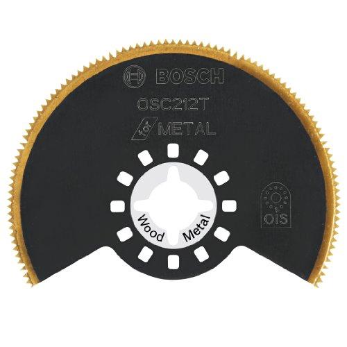 Bosch OSC212T 2-1/2-inch TiN BIM Segment Saw Blade