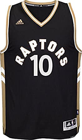 8b9042fc8d8 adidas AL7140 NBA International Swingman Jersey #10 DeMar DeRozan, Toronto  Raptors, Clothing - Amazon Canada