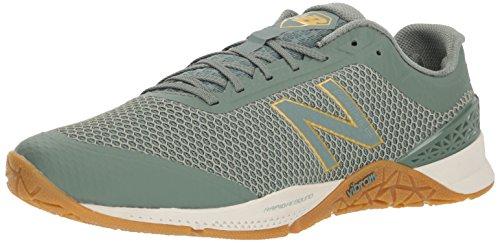 New Balance Men's 40v1 Minimus Cross Trainer, Green, 7 D US