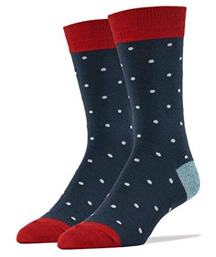 Black Label - Mens Bamboo Crew Dress Socks Socks - Mr. Arthur (Arthur's Halloween Activities)