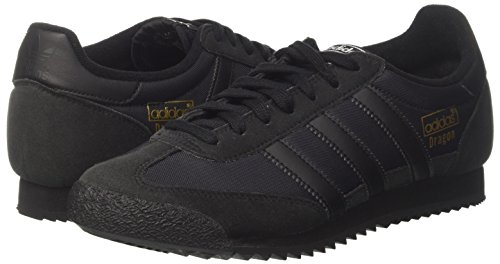 Noir Adulte Adidas Black Black core Fitness core Og De Dragon Mixte Chaussures 0wxUYr60qT