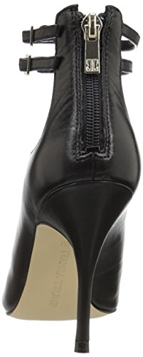 Ivanka Trump Womens Domin Dress Pump Black Leather