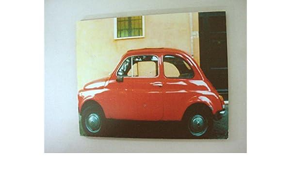 Desconocido Cuadro Tabla Coche FIAT 500 Tipo Seat 600 SEISCIENTOS ...
