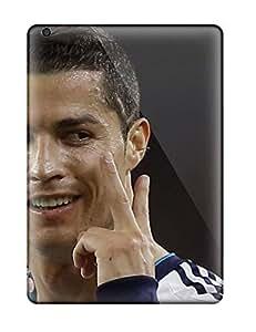 New Ipad Air Case Cover Casing(cristiano Ronaldo Hair)