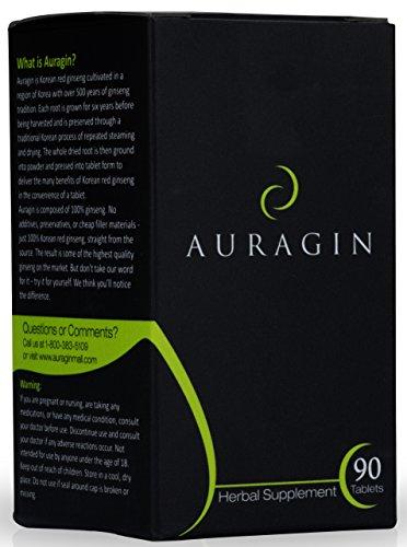 Auragin: L'authentique Ginseng
