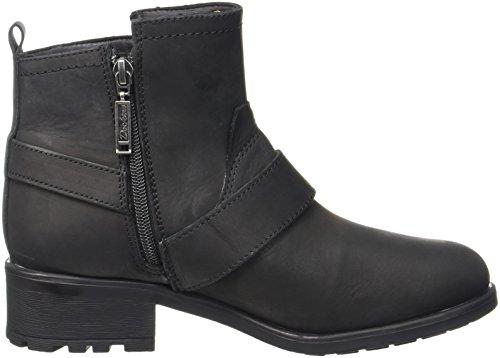Dockers by Gerli Damen 41bl203-300100 Chelsea Boots Schwarz (Schwarz)