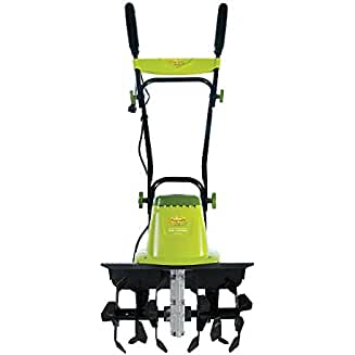 Snow Joe Sun Joe TJ603E 16″ 12-Amp Electric Tiller and Cultivator