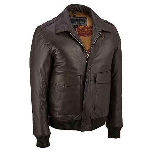 Wilsons Leather Bomber Jacket Lining product image