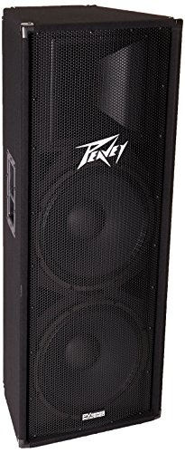 - Peavey PV215D 800w Powered Speaker Enclosure w/ 2 15