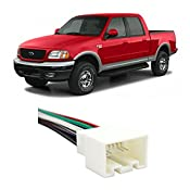 fits ford f 150 1999 2003 factory stereo to. Black Bedroom Furniture Sets. Home Design Ideas