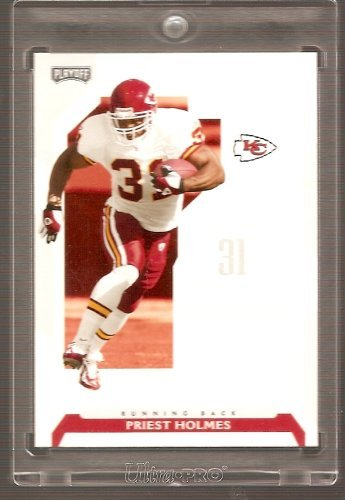2006 Playoff NFL Football Card #47 Priest Holmes ()